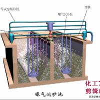 物理法污水处理常用工艺流程图