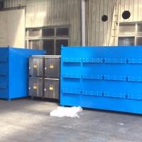 活性炭箱废气处理设备原理及注意事项