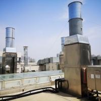 制药厂臭气处理设备