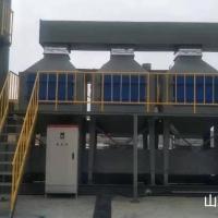 包装厂印刷厂废气催化燃烧设备处理废气方法