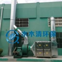 废气处理设备UV光解净化器治理臭气的原理