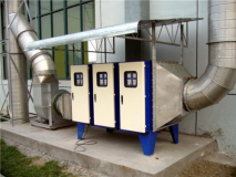 水木清油烟净化装置