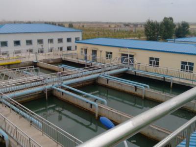 水木清食品厂污水处理