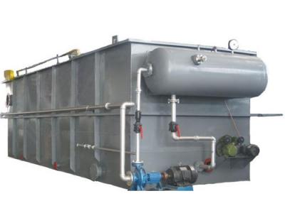 水木清高效溶气气浮机